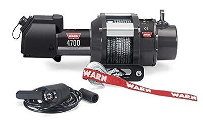 Warn 1700 DC Winch