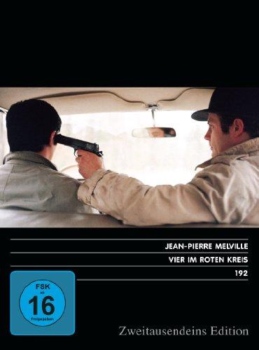 Vier im roten Kreis. Zweitausendeins Edition Film 192.