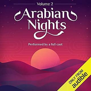 Arabian Nights: Volume 2 cover art
