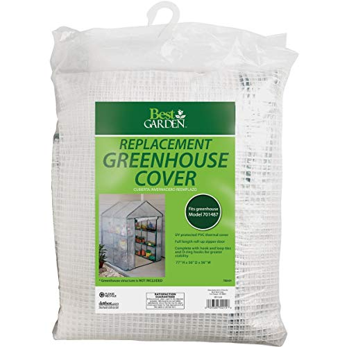 SIM SUPPLY Large Greenhouse Cover - 1 Each
