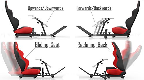 Marvelous Openwheeler Racing Simulator Seat Driving Simulator Chair Andrewgaddart Wooden Chair Designs For Living Room Andrewgaddartcom