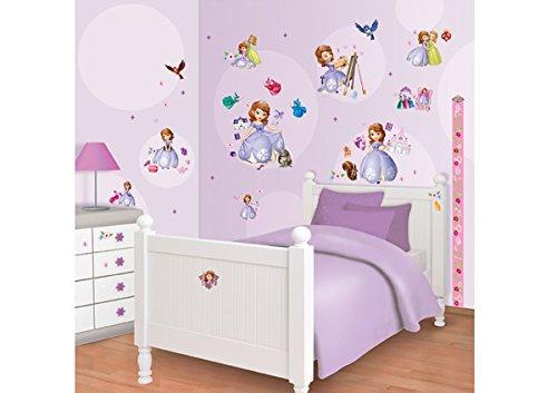 Cremer KG Walltastic Mini kit Disney Sofia The First