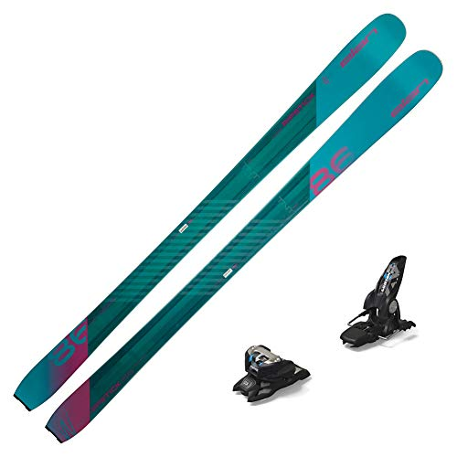 Elan 2019 Ripstick 86 W Women's Skis w/Tyrolia Attack2 13 GW Bindings (166)