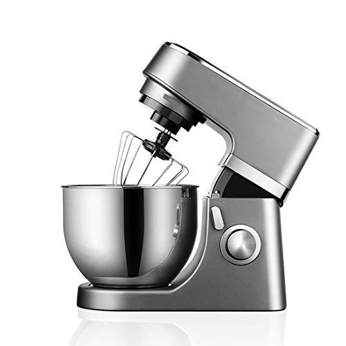 Mezclador de la mezcla de la mezcladora de la mezcladora, máquina de chef, mezclador de manos de 8 velocidades Huevo de huevo Batidor de alimentos Blender Procesador de alimentos multifuncional Ultra