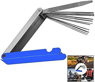 XLKJ 13 teiliges Reinigungs set für Vergaser, Edelstahl Vergaser Nadel Kit, Reinigungswerkzeuge für Motorräder ATV, Schweißer, Vergaser