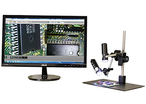 Aven Tools Mighty Scope Optional Dual-View Stand for Digital Microscopes