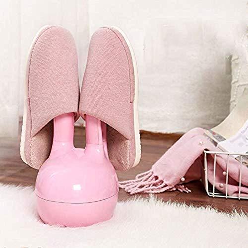 Guantes de secado de zapatos y secadores de zapatos, adecuados para una variedad de zapatos, calcetines, secadores rápidos, esterilización de ozono portátil de desodorante y secado Olor, secador blanc