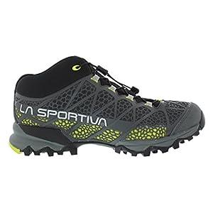La Sportiva Synthesis Mid GTX, Grey/Green, 41.5 M EU