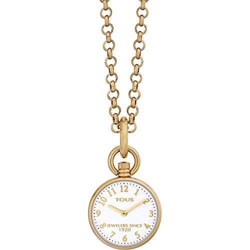 TOUS Relojes de Bolsillo para Hombres 351585