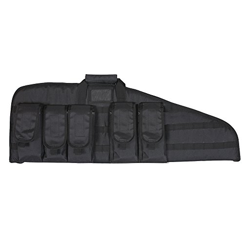 Fox Outdoor Products 2 Advanced Rifle Assault Case, 42-Inch, Black