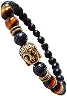 D Gold Bracelets