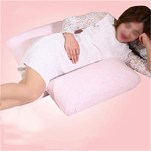 Home-Tex/© Hometex Schwangerschaftskissen grau Pillow /& Case U-f/örmig mit kostenlosem Bezug 2,7 m