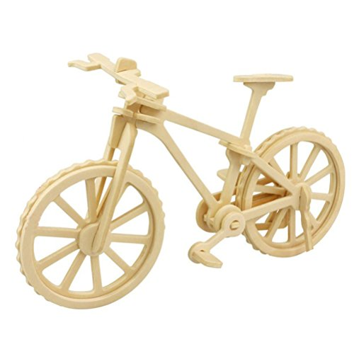 holz fahrrad bausatz