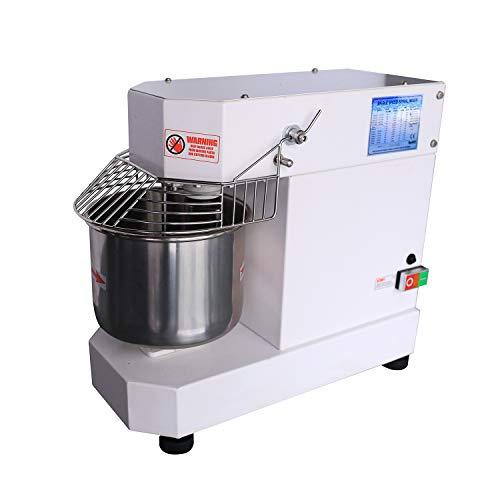Hakka Commercial 5 Quart Spiral Mixers and Dough Mixer