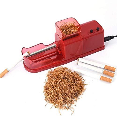 Máquina para hacer cigarrillos, eléctrica profesional, máquina eléctrica para hacer cigarrillos, máquina...