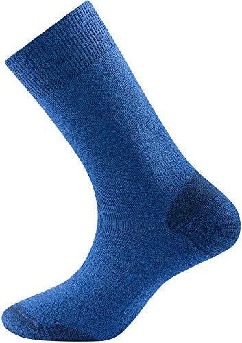 Devold Unisex Erwachsene Multi Heavy Socks ExpeditionssockenBlau 38-40