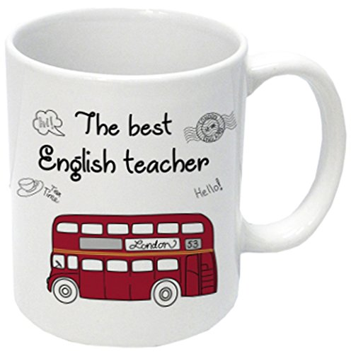 Taza The best English teacher