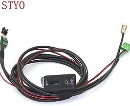 Fincos STYO Car CarPlay MDI USB AMI Install Plug Socket Harnes for Golf 7 MK7 5G0 035 222 E
