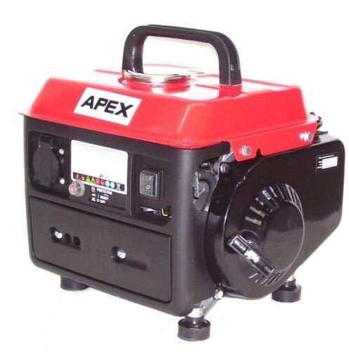 Benzin Stromerzeuger 950W Stromaggregat 06260 Generator Notstromagregat Neu AWZ