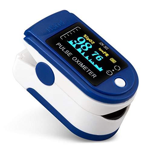ṎẍḭṃḕṬḖṛ Sättigungsmonitor - ḞɨṋɡḕṝṗṹḻṠṎẍḭṃḕṬḖṛ mit LED-Anzeige, Pulsmesser Fitness