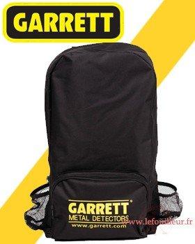 Garrett-Metalldetektor-Rucksack für ihr Sensor Ace 150 mm, 250 mm oder Euro Ace.