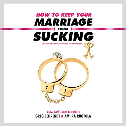 How to Keep Your Marriage from Sucking audiobook cover art