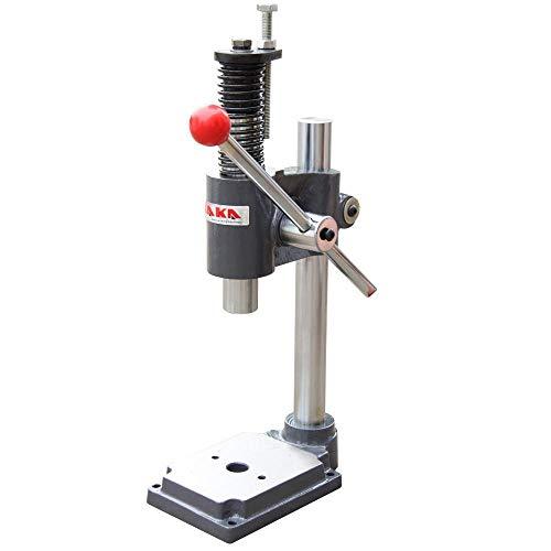 KAKA Industrial Arbor Press, Solid Construction, Adjust Press Height Jewelry Tools (AP-2S)
