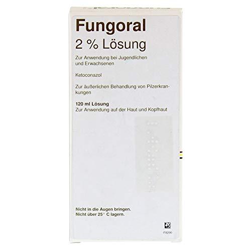 FUNGORAL 2% Lösung 120 ml