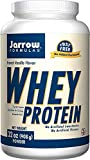Jarrow formulas whey protein supports muscle development, french vanilla, 32 Ounce