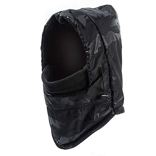 SOROPTLE Unisex Fleece Balaclava vrouwen Waterdichte Winter Hoed Winddichte Ski Hoed Heren Hooded Sport Masker
