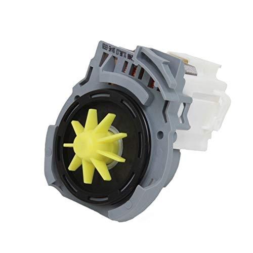 Hasmx 40W 120V WPW10348269 Dishwasher Drain Pump for Whirlpool Kenmore Kitchenaid Dishwasher W10158351 AP5691922 AP6020066 PS11753379