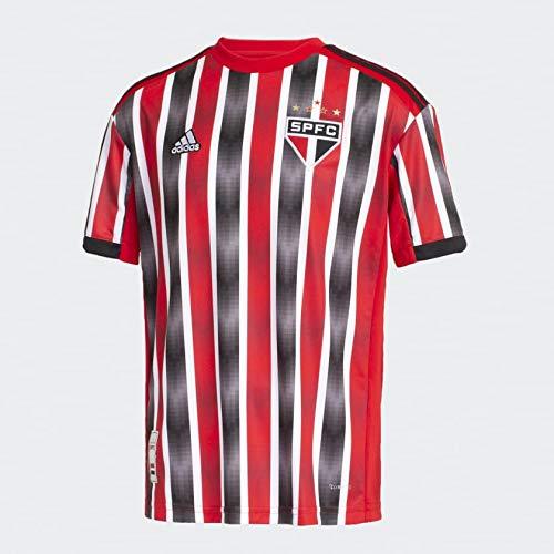 Camisa Infantil São Paulo FC Adidas II DZ5636 (09-10A)