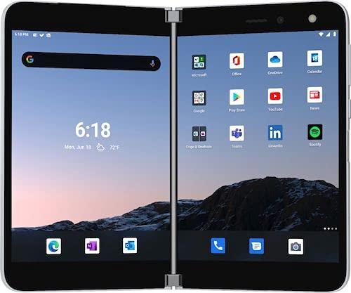 Microsoft Surface Duo 256GB AT&T Locked, Glacier