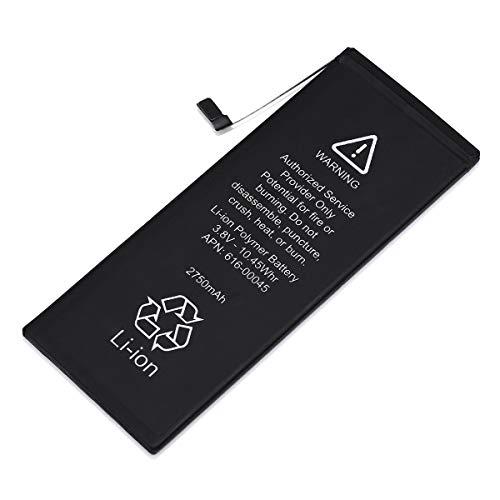 RSTEK 1750mAh Compitable Battery for iPhone 6S 454088 Genuine Battery