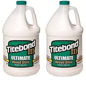 Titebond 1416 III Ultimate Wood Glue, 1-Gallon (2-(Pack))