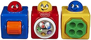 Fisher-Price - Bloques de actividad, grandes, clásicos (Mattel 74121) (B00006IJE6) | Amazon price tracker / tracking, Amazon price history charts, Amazon price watches, Amazon price drop alerts