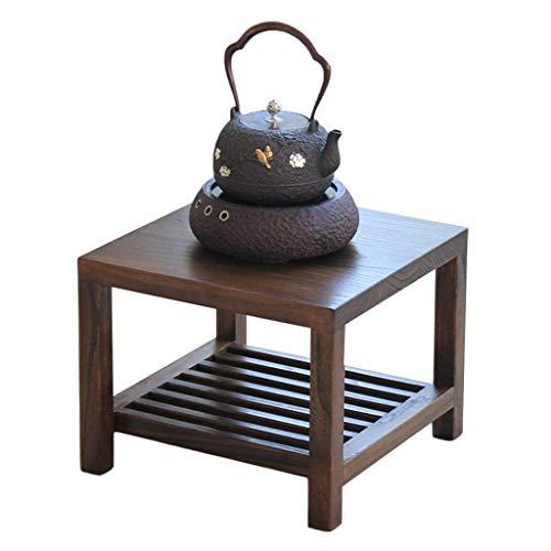 N/Z Tägliche Ausrüstung Natürlicher Beistelltisch Niedriger Tisch Einfaches Interieur Couchtisch Nachttisch Staub Real Design Bett Sofa Wohnzimmer Höhe 30cm