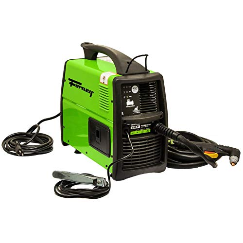 Forney 317 250 P+ Plasma Cutter With Air Compressor, Green