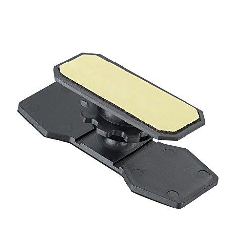 F Fityle Support de Support de Support de Montage de Téléphone SUV de Camion de Voiture SUV Rotatif GPS HUD