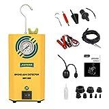 AUTOOL KFZ 12 V Automotive Kraftstoff Lecksucher Auto Rohr-Leck Locator Maschine Tester Unterstützung EVAP Systeme/Motorrad/Cars/SUV/Boot mit Manometer