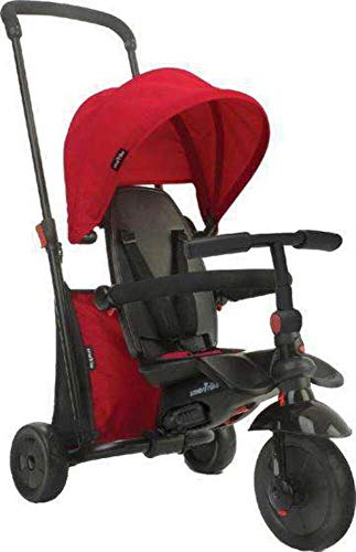 smarTrike 6-in-1 Folding Trike 400 Series, Red