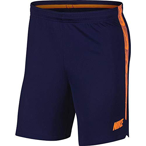 Nike BQ3776 492, Pantaloncini Uomo, Blue Void/Total Orange/Total Orange, XL