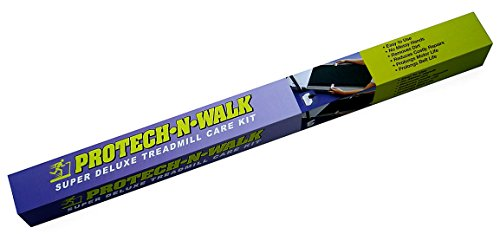 Protech-N-Walk Super Deluxe Treadmill Care Kit