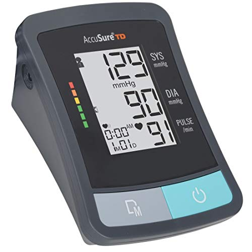 AccuSure Automatic blood Pressure Monitor TD
