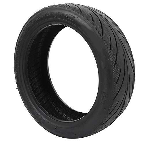 Drfeify Neumáticos para Scooter, Ruedas de Repuesto de Goma Antideslizantes para Scooter con vacío Exterior compatibles con MAX-G30