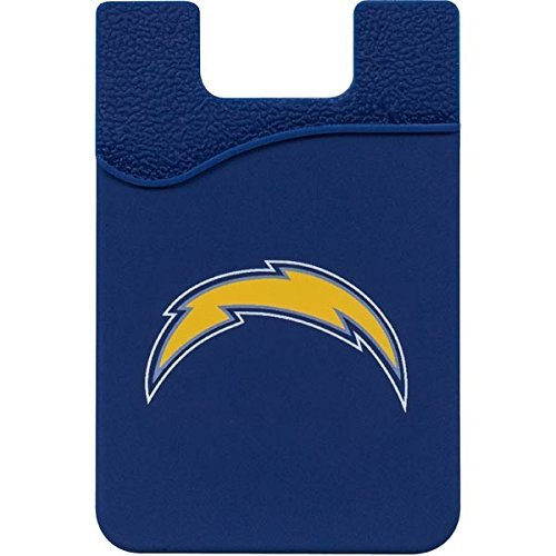 Universal NFL Smartphone Wallet Sleeve (Los Angeles Chargers)