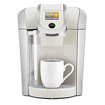Keurig K425 Coffee Maker/Color  Sandy Pearl