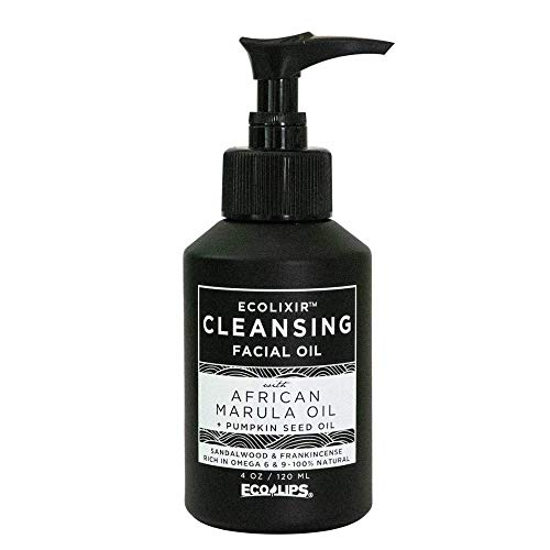 Eco Lips - Ecolixir Cleansing Facial Oil