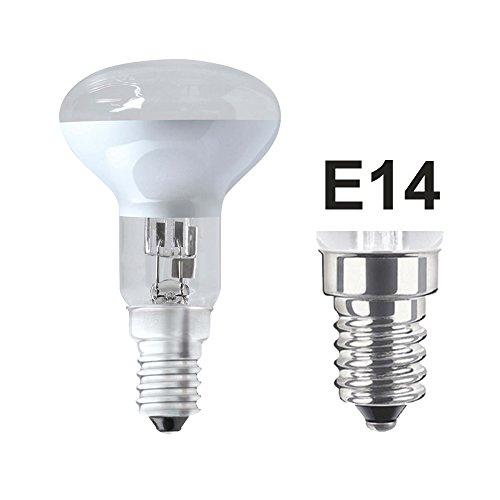3x Clear R39 30W SES E14 Lava Lamp Reflector Spot Light Bulb Warm White