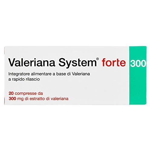 Valeriana System Forte 300 Mg - 20 Gr
